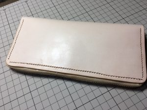 Long Wallet Finished